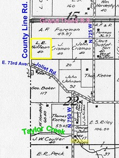 2015-7-1. Huffman farm 1921