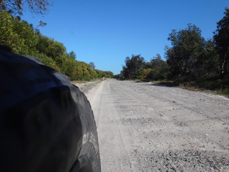 Inland Track