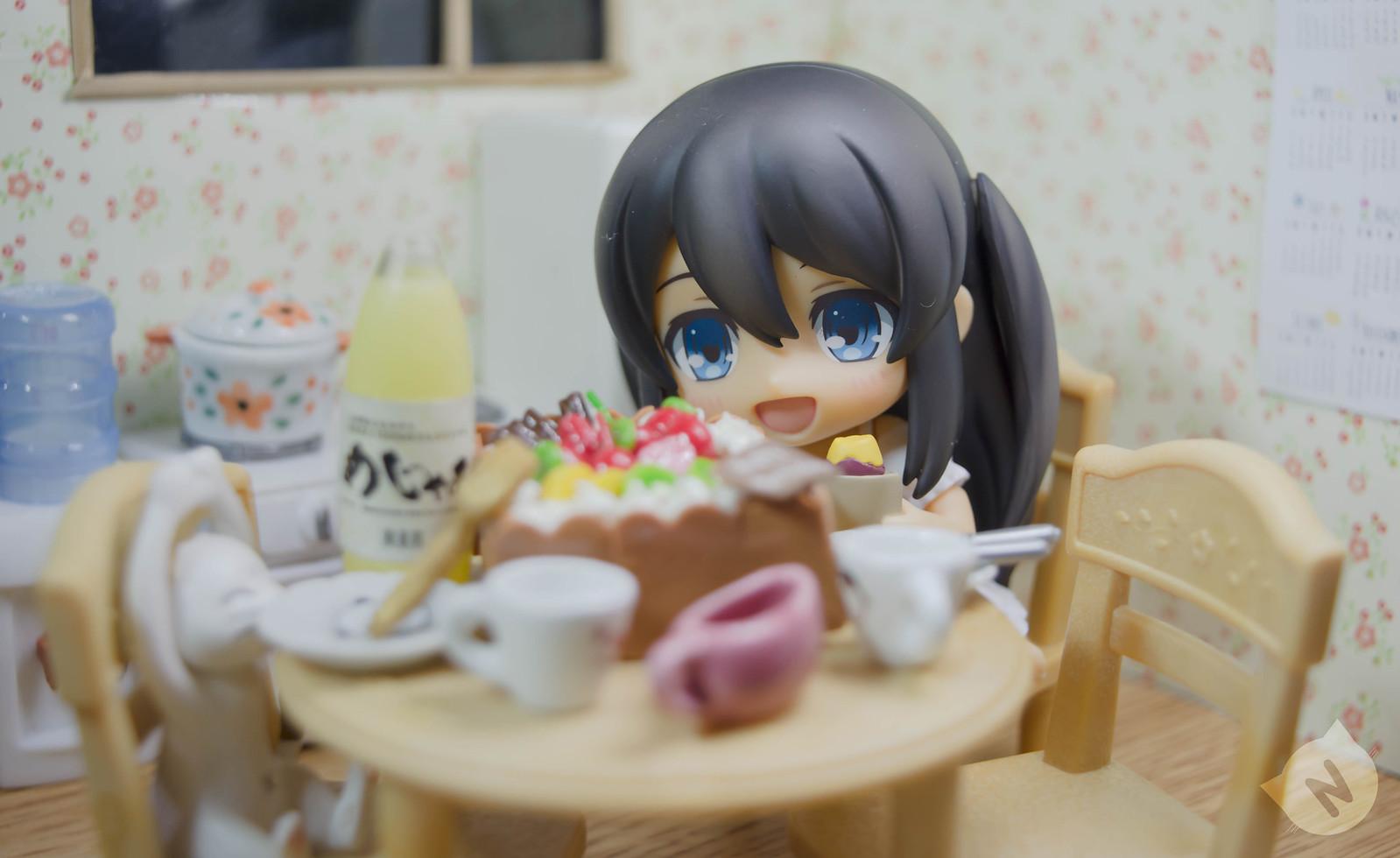 Nendoroid Me: Hana Mutou!