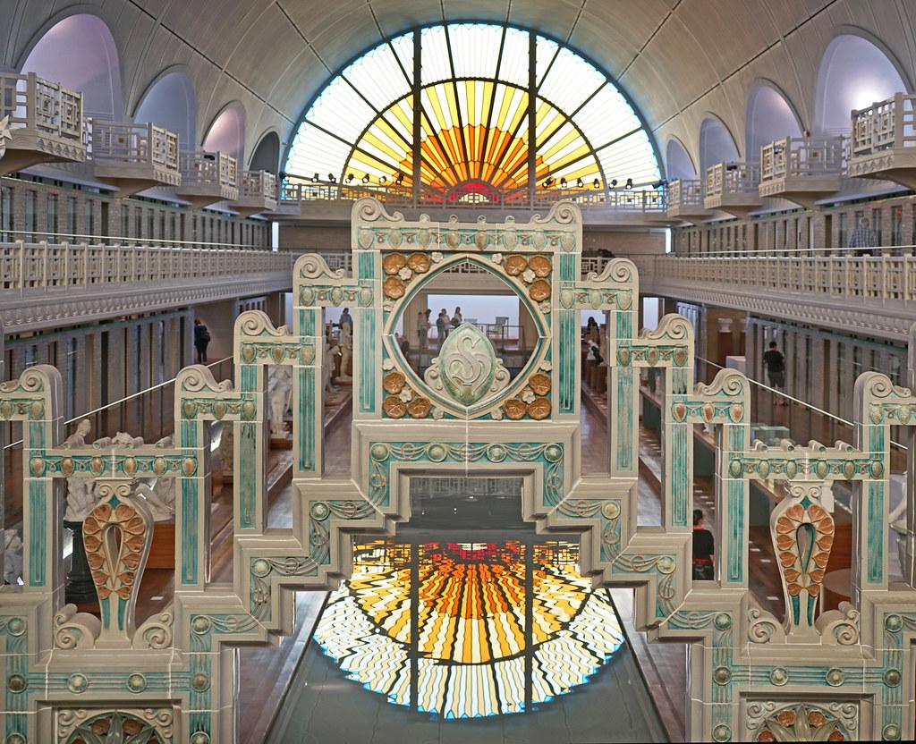 La piscine mus e d 39 art et d 39 industrie roubaix au for Piscine de roubaix