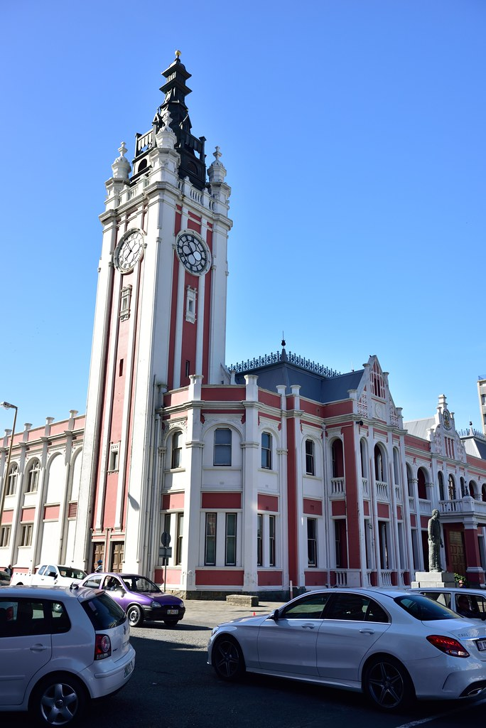 East London: City Hall, East London, Eastern Cape, South Africa