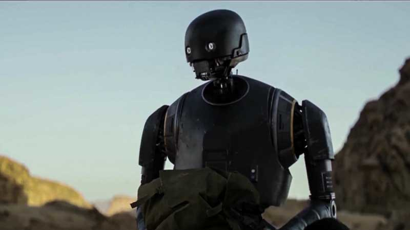 Star Wars Rogue One K-2SO