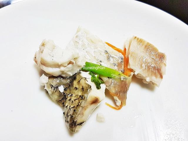 Fish Sea Bass