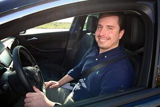 Opel Infotainment-Guru David Voss