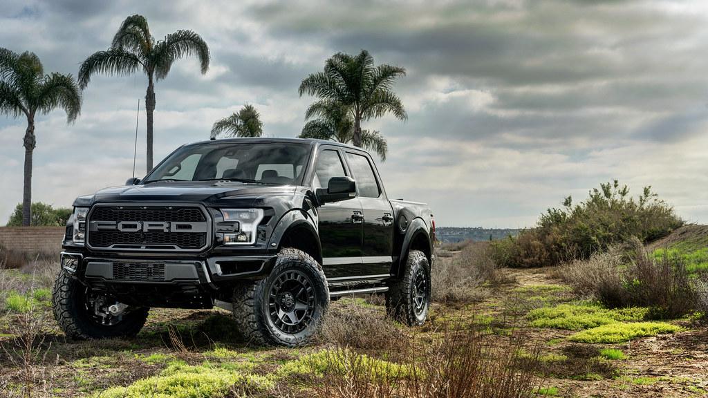 Black Rhino York on a Ford Raptor 6 | 2017 Ford Raptor on ...