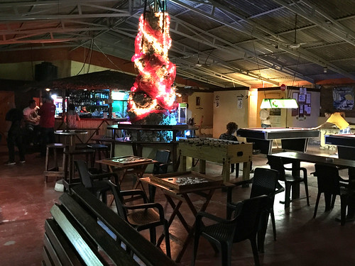 170a - Billiard-Bar - Cabarete