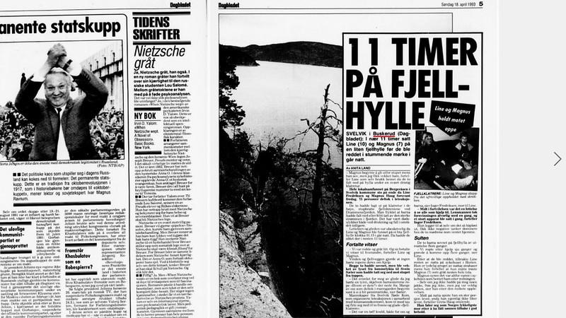 dagbladet dårlig i geografi