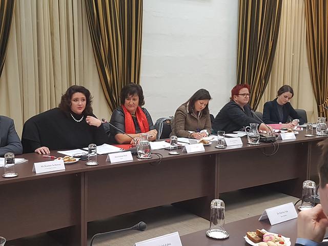 PES Women - Ministerial Malta, 2 February 2017