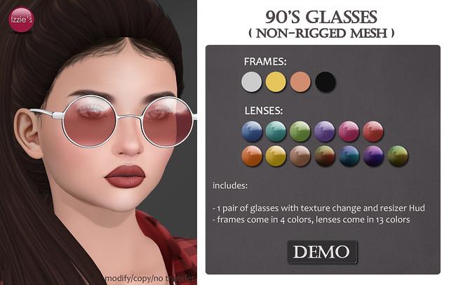 90's Glasses (@ Rewind)