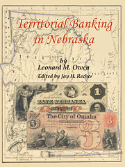 Territorial Banking in Nebraska