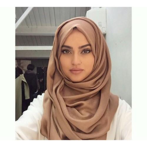Image Via We Heart It Beautiful Girl Hijab Makeup Mym Flickr