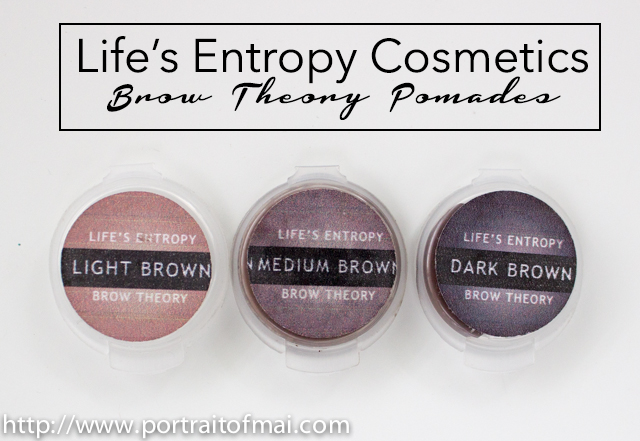Life's-Entropy-Brow-Theory-Pomades-Photo