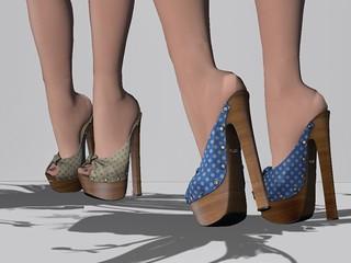 21Shoe: G & D