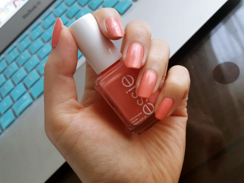 Peach Side Babe Essie