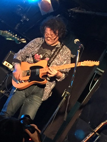 John Entwistle tribute concert at ShowBoat, Tokyo, 29 Jun 2015. 3250