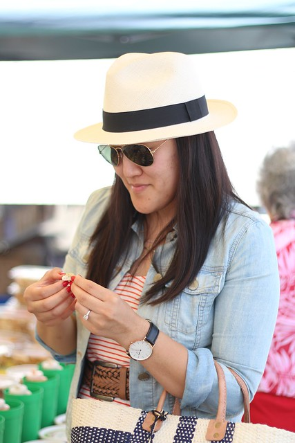 simplyxclassic, farmers market, orange county, blogger, fashion blogger, beauty blogger, style, jcrew, mommy blogger