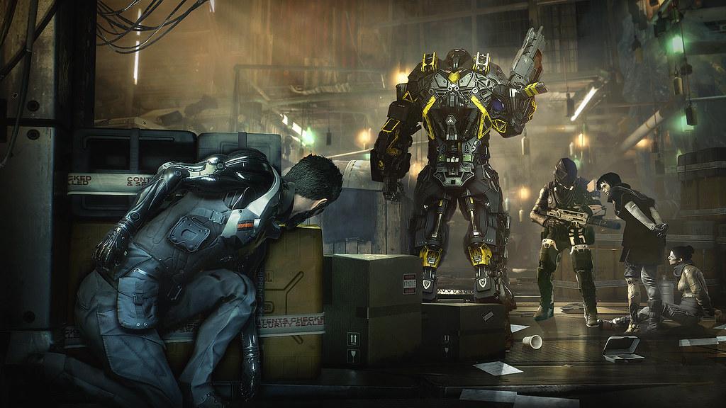 Deus Ex: Mankind Divided Delayed 2
