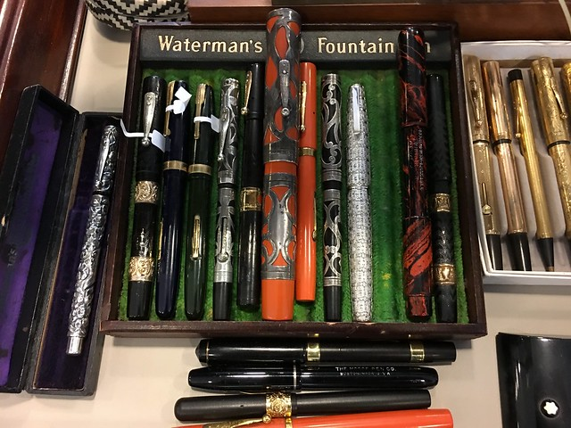 Madrid Pen Show 2016 Close Ups! @Iguana_Sell 15