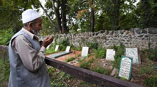 cementerio musulmán Cachemira