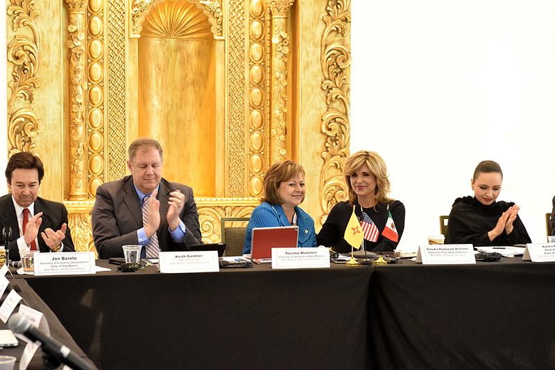 Reunión Plenaria de la Comisión Sonora-Nuevo México