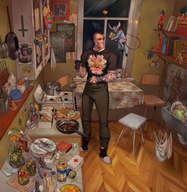 demonslayer kitchen