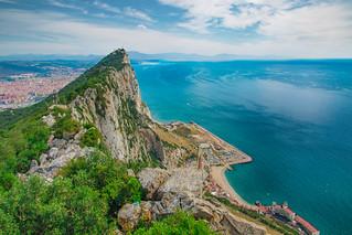 Gibraltar Rock Gibraltar