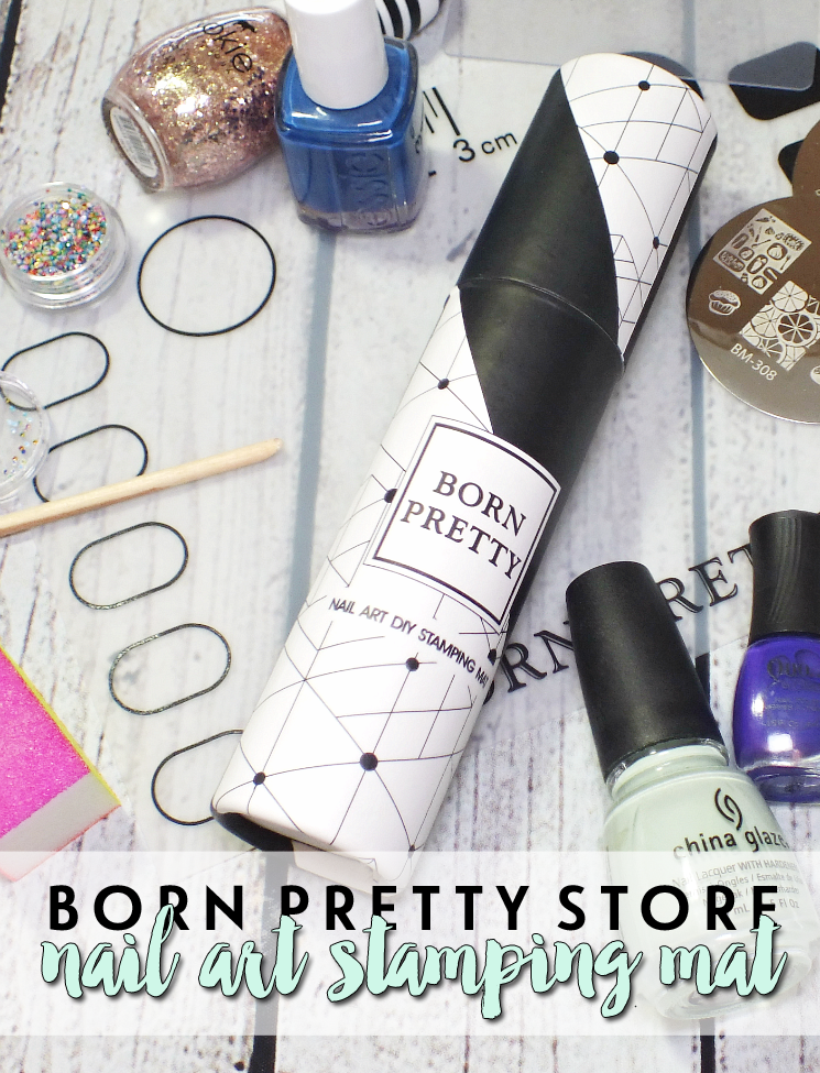 born pretty store nail art diy stampting mat (1)