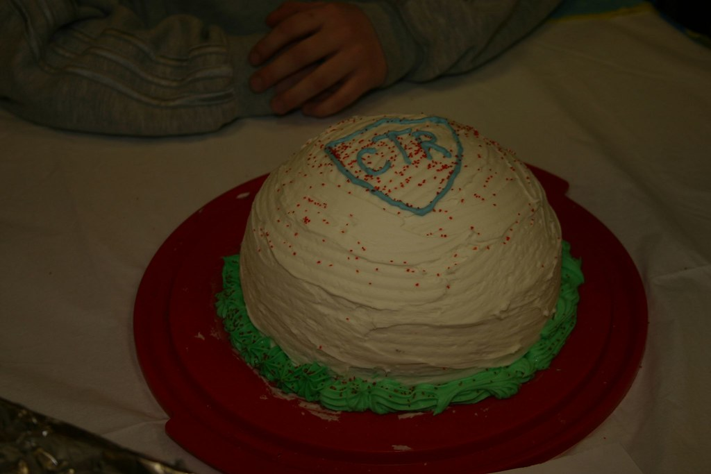 Cake Decorating Competition Guidelines : Father & Son Cake Decorating Contest Porcaro Family Flickr