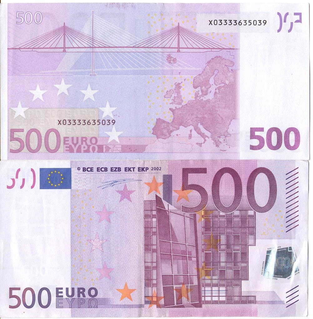 500 euro biljet amount anticounterfeiting arithmetic for Ecksofa 500 euro