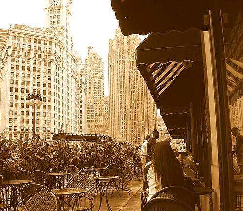 Cafe Corner Chicago Il