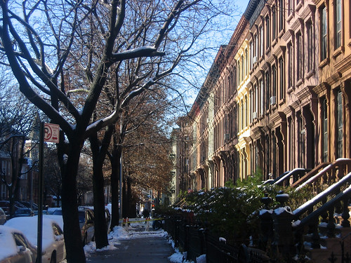 Bed-Stuy in the Snow | by mikegoren
