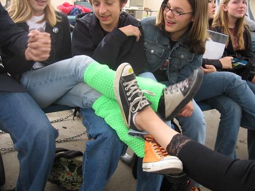 foot orgy