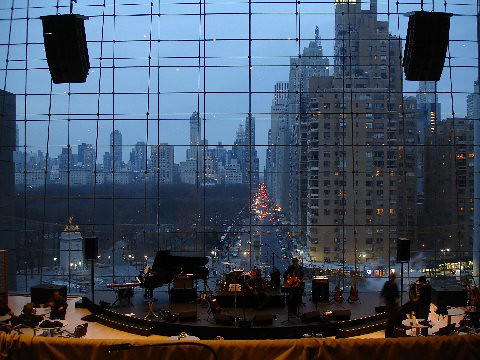 David Poe Jazz At Lincoln Center Nyc At The Allen