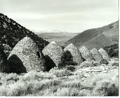 414-11 2-18-81  death valley charcoal kilns