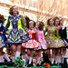 Irish dancers   St. Patrick's Day Parade