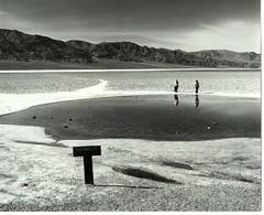 Badwater Death valley  418-1   8-1-81