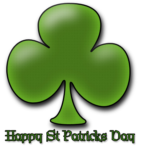 Happy St Patricks Day ...