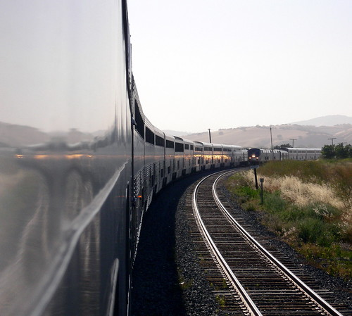 Passing Trains | by jurvetson