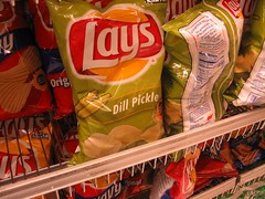 dill pickle lays | by graciepoo