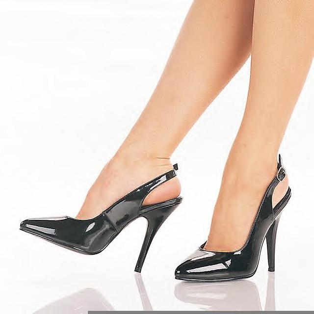 Slingback High Heels