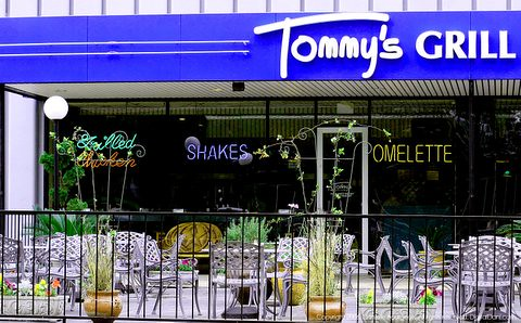 Tommy S Cafe Gosford Menu