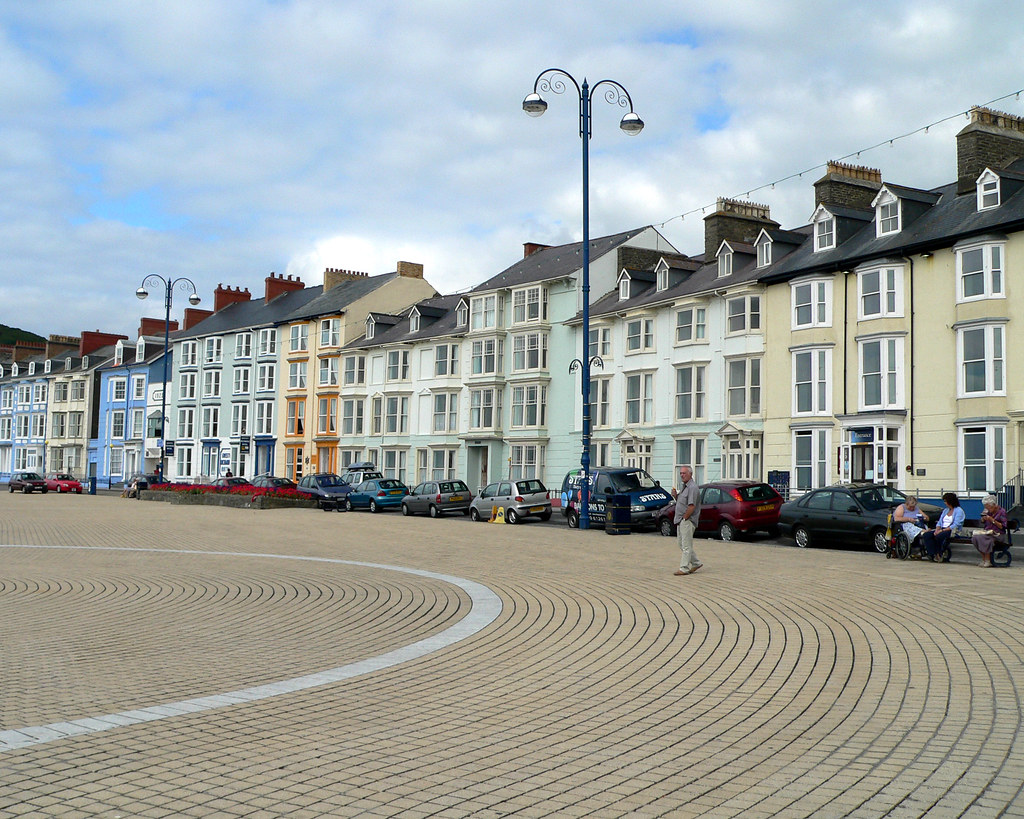 Bed And Breakfast Aberystwyth Seafront