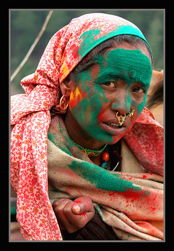 holi trepidation! | by wanderinghome