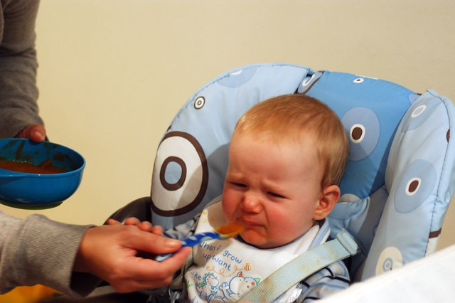 Baby Refusing Food After Stomach Bug