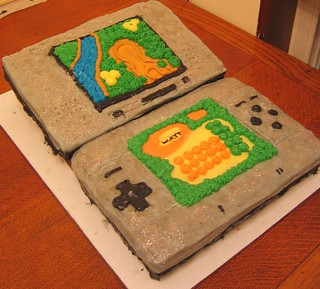 IT'S A NINTENDO DS CAKE! | by Rakka
