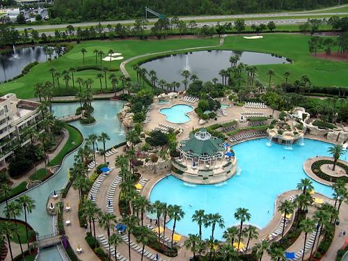 The Orlando World Center Marriott Resort Gary Hymes Flickr