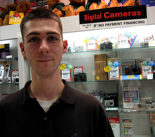 camera store dude | by synecdoche