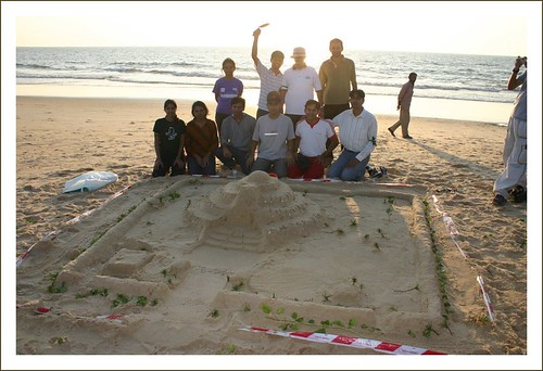 Sand Castle | by Arjun Prabhu