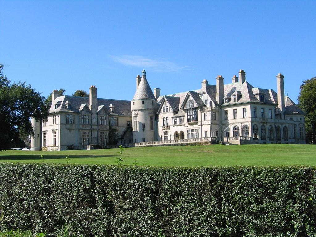 2004 10 03 Newport Ri Cliff Walk Carey Mansion Flickr