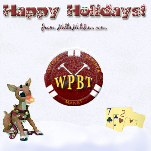 Happy Holidays from HellaHoldem.com! | by phlyersphan